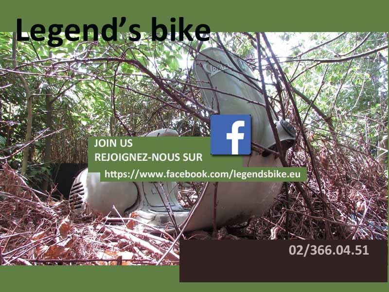 bienvenue chez Legend's Bike